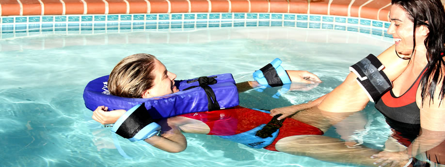 <h3>We create personalized aquatic fitness programs (High, Low, or Non-Impact) for people of ALL ages and fitness levels using the properties of water to achieve therapeutic results.</h3>