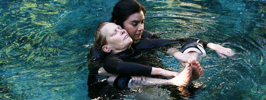 <h2> Watsu® & WaterDance</h2>  <h3> Immerse yourself into a calming world of healing & transformation. </h3>